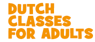 DUTCH CLASS FOR ADULTS